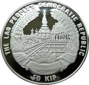 50 kip Jeux olympiques Atlanta 1996 – avers