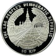 50 kip Jeux olympiques Sydney 2000 – avers