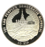 50 kip Coupe du monde de football France 1998 – avers