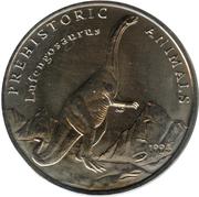 10 Kip (Lufengosaurus) – revers