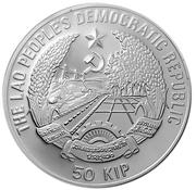 50 kip (Faune en danger, piéfort) – avers