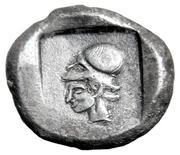 Siglos - Uncertain King (Lapethos) – revers