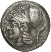 Siglos - Sidqmelek (Lapethos) – avers