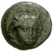 Bronze Æ10 (Lappa) – avers