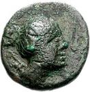 Bronze Æ13 (Lappa) – avers