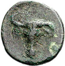 Bronze Æ13 (Lappa) – revers