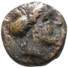 Bronze Æ11 (Larissa) – avers