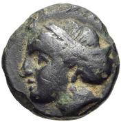 Bronze Æ10 (Larisa Phrikonis) – avers