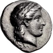 Tetrobol (Larissa Phrikonis) – avers