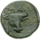 Bronze Æ10 (Larissa Phrikonis) – revers