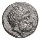 Bronze Æ (Larissa) – avers