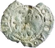 Denier - Anonyme (attribué à Aymon de Montfaucon) – revers