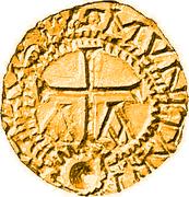 Tremissis - Floricius (Lausonna) – revers