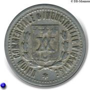 10 Centimes Union Commerciale & Industrielle Viganaise - Le Vigan [30] – avers