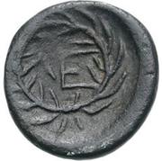 Bronze Æ14 (Lebadeia) – revers