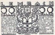 50 Heller (Lembach im Mühlkreis; Brown issue) -  avers