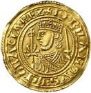 Maravedi Ferdinand II León – avers