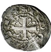 Dinero Alphonse IX -  avers