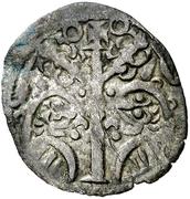 Dinero Alphonse IX -  revers