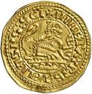 Maravedi Alphonse IX León – revers