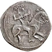 Dinero Ferdinand II Tolède -  revers