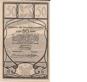50 Heller (Leonding) -  revers
