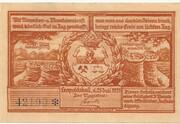 25 Pfennig (Leopoldshall) -  avers
