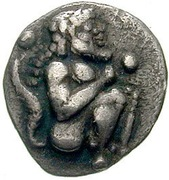 1/8 Stater (Lete) – avers