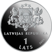 1 Lats (For the Children of the World) – avers