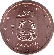 2 cents d'euro -  avers