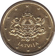 10 cents d'euro -  avers