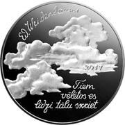 2½ euros Eduards Veidenbaums (Eduards) -  avers