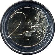 2 euros Kurzeme -  revers
