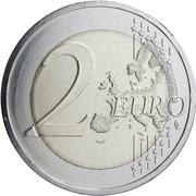 2 euros Zemgale -  revers
