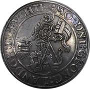 1 thaler - Georg III – avers