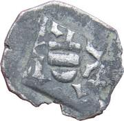 1 pfennig Johan III – avers