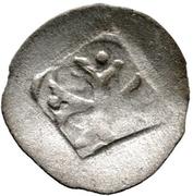 1 Heller -  Johann II. und Sigost (Pleystein) – revers