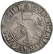 1 Batzen - Johann IV. – avers