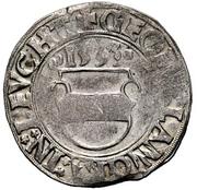 1 Batzen - Georg III. – avers
