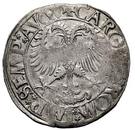1 Batzen - Georg III. – revers