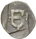 1 Heller - Johann IV – avers