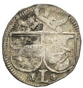 1 Pfennig - Johann VI. – avers