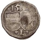 1 Pfennig - Georg III. – avers