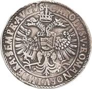 1 Thaler - Georg III. – revers