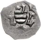 1 Pfennig - Johann III. (Hals) – avers