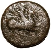 Bronze Æ16 (Leukas) – avers