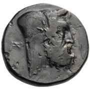 Bronze Æ19 – revers