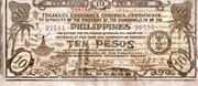 10 Pesos (Leyte) – avers
