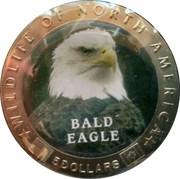 5 dollars (Eagle) – revers