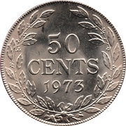 50 cents -  avers